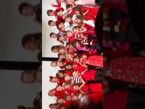 Fountain international magnet school's Valentine's day performance