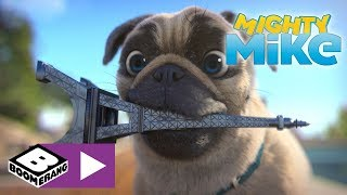Mighty Mike | Eiffel Tower Hunt | Boomerang UK 🇬🇧...