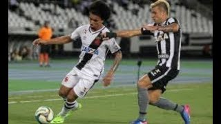 Vasco x Botafogo - campeonato carioca - Taça Rio (Semifinal)