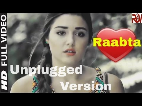 Thumbnail: Raabta Video Song Unplugged Version || Agent Vinod