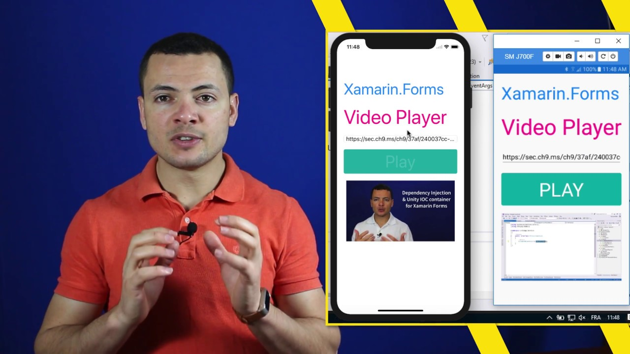 Video Player in Xamarin Forms