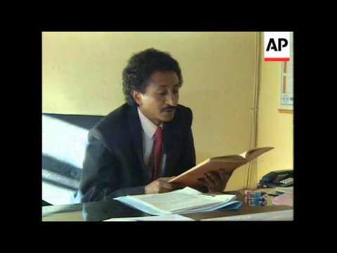 ETHIOPIA: MENGISTU HAILE MARIAM TO BE TRIED