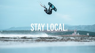 Val Garat  - Stay local