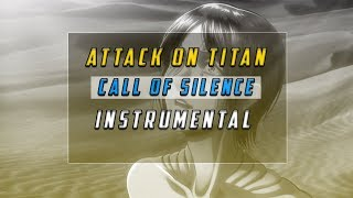 Hiroyuki Sawano Call Of Silence Instrumental Attack On Titan Season 2 Ymir S Past