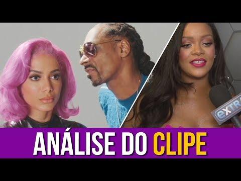 "Rihanna Analisa: ""Anitta Ludmilla e Snoop Dogg - Onda Diferente"""