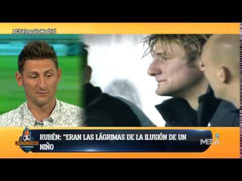 """Rubén recuerda las lágrimas del Pizjuán: """"Me sentí sentenciado"""""""