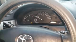 Таета авенсис версо 2.0  бензин механика