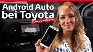 Toyota Touch Connect - Android Auto bei Toyota   Tutorial/HowTo/Erklärung