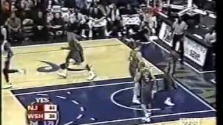 Michael Jordan 2003  NBA Record 43pts at age 40 - Майкл Джордан 2003 НБА Рекорд 43 очка в 40 лет