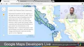 Maps Live: Visualizing Maps Engine Data on JavaScript Maps