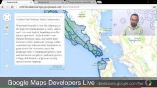 Maps Live: Visualizing Maps Engine Data on JavaScript Maps