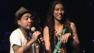 Repeat youtube video Kamikazee- Tsinelas(live in Toronto) 07/26/13