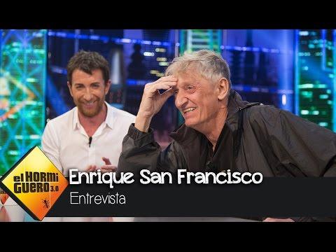Enrique San Francisco se hace rapero a los 61 años - El Hormiguero 3.0 streaming vf