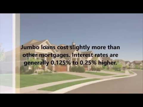 Jumbo Loans In the Bay Area