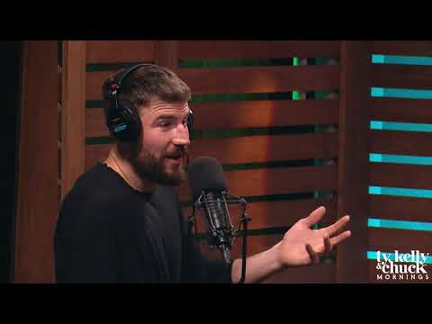 Sam Hunt Talks About Having Baby Fever & Growing His Family - Ty, Kelly & Chuck