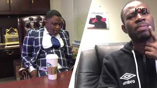 LIVE FROM USA: BISHOP ADONTENG BOATENG TALKS ABOUT HIS SAD ENCOUNTER ABROAD