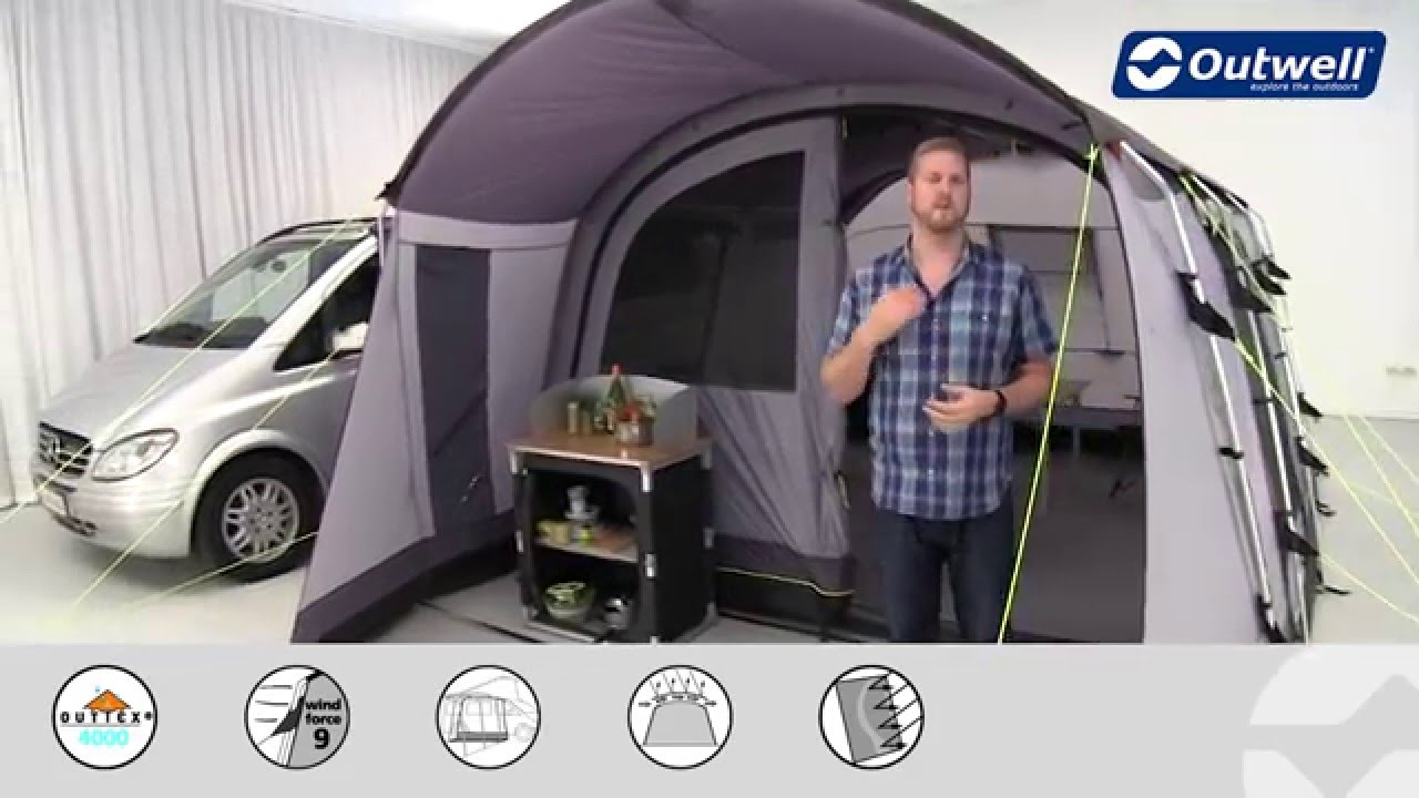Outwell California Highway Drive Away Awning