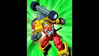 Transformers Part 8 Hot Shot Meets His Partner Jolt