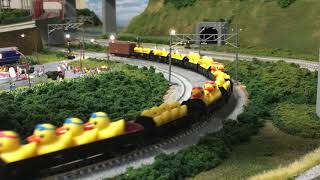 【Re-Color/リカラー】KATO ポケットライン & アヒル列車
