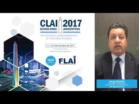 CLAI 2017 - Jorge Badillo | Presidente de la FLAI