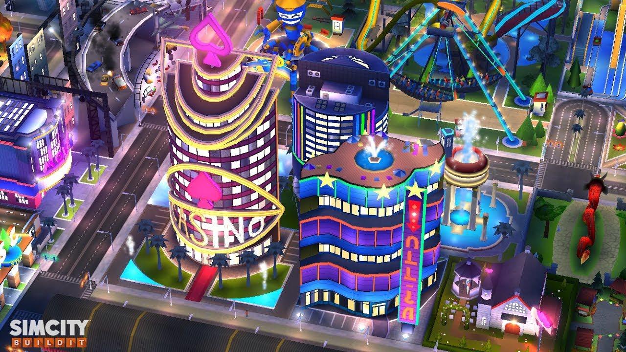 Simcity casino bug seri ses online casino blackjack