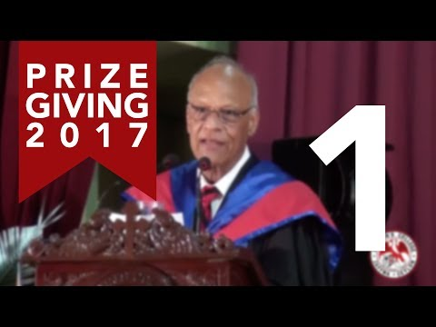 Chief Guest's Address | Prize Giving 2017