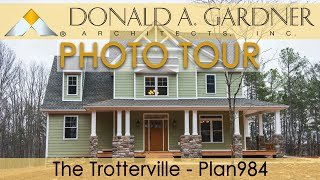 A Home in the Making - Trotterville Plan #984