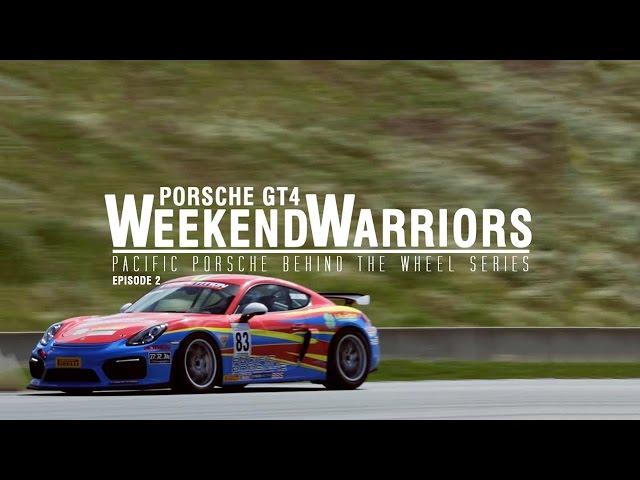 Porsche GT4 Weekend Warriors (Ep.2)