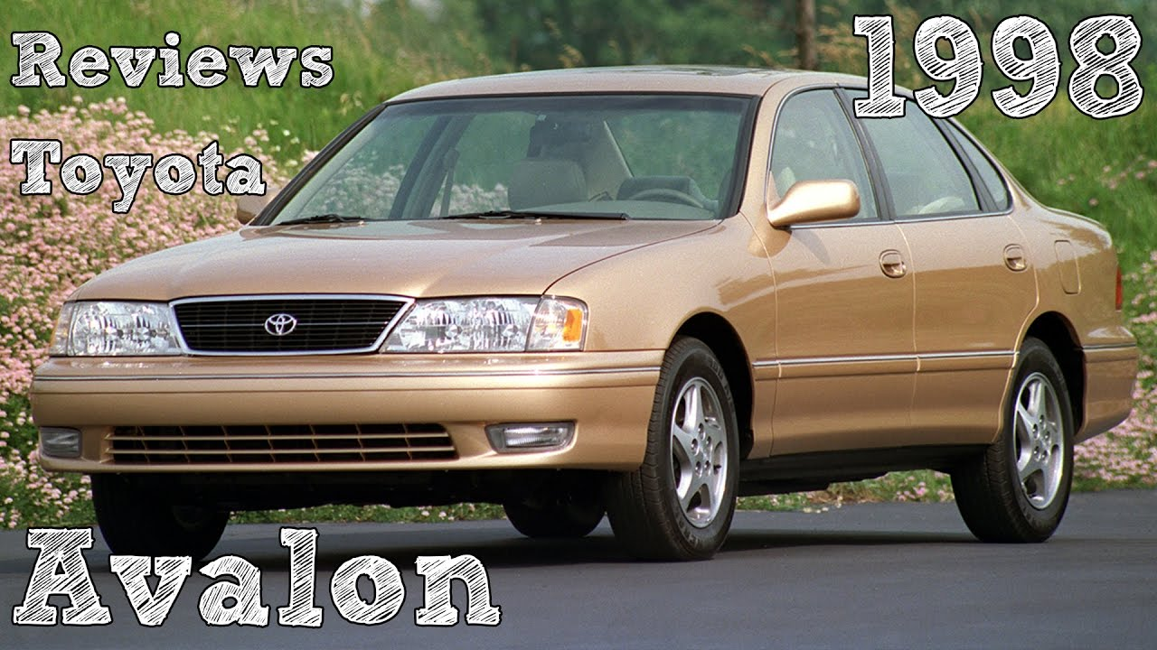 reviews toyota avalon 1998 youtube. Black Bedroom Furniture Sets. Home Design Ideas