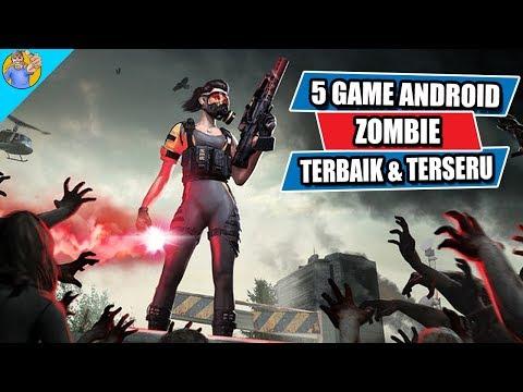 Valentine Bareng Zombie! - 5 Game Android Zombie Terbaik Dan Terseru