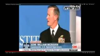 Navy Seal Team Six Admiral: Obama a Fantastic Commander-in-Chief