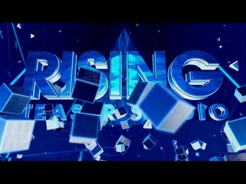 Rising Teaser Studio | Element 3D | Logo...