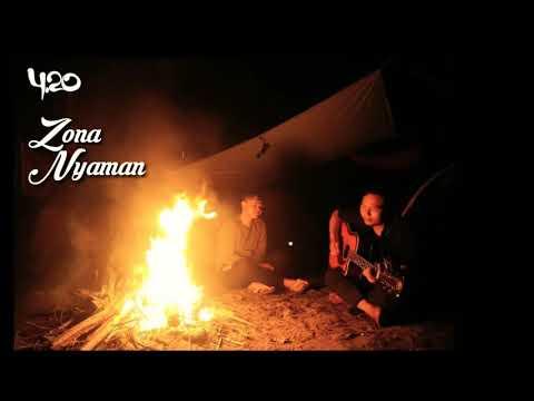 Fourtwnty - Zona Nyaman (unofficial video lyrics)