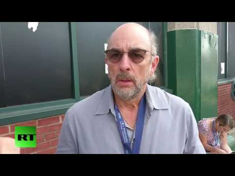 Richard Schiff aka Toby Ziegler from The West Wing talks DNC, Bernie, and the Nader myth