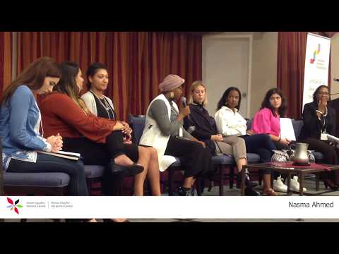 Gender Equality Network Canada - Youth Panel Discussion - Sept 18 2017
