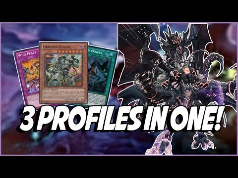 Yu-Gi-Oh! Lair of Darkness Deck Profile! |*Competitive* In-Depth| (3 Deck Profiles In One!)