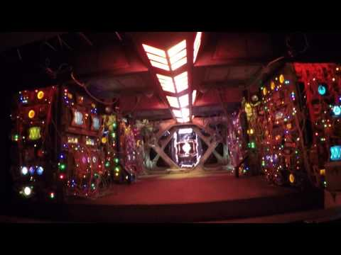 Ride Through Guardians of the Galaxy - Mission: BREAKOUT! - Disney California Adventure