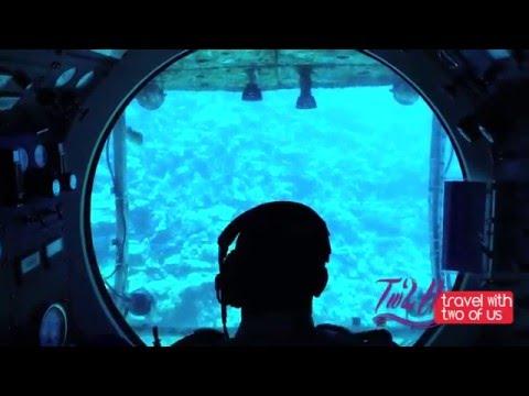 Atlantis submarine underwater tour Barbados