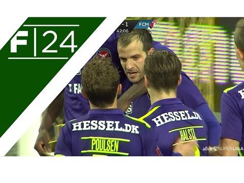 Rafael van der Vaart provides Midtjylland magic