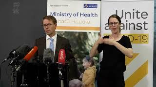 COVID-19 (novel coronavirus) update – 19 October, 2020 1pm    Ministry of Health NZ