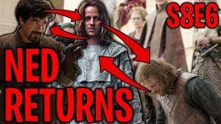 Download S8E6 Ned Stark Returns ? Ned Stark = Jaqen H'ghar = Syrio Forel ?! | Game of Thrones Mp3 and Videos