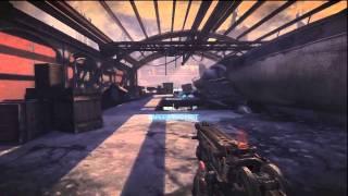 Bulletstorm Walkthrough: Act 2 - Chapter 1 - Part 1 [HD] (X360/PS3/PC)