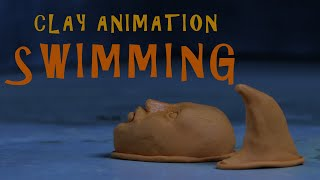 CLAY ANIMATION / SWIMMING