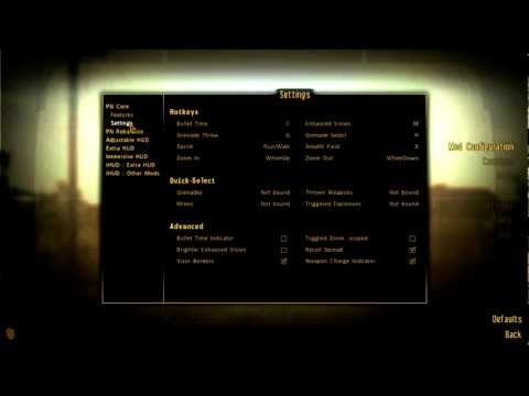 Modding Fallout NV 'Ultimate Edition' part 2 : Project Nevada