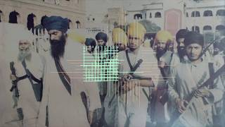 Bhindranwala Sher - Amarjit Singh Sabhra Ft. Shiv Deol