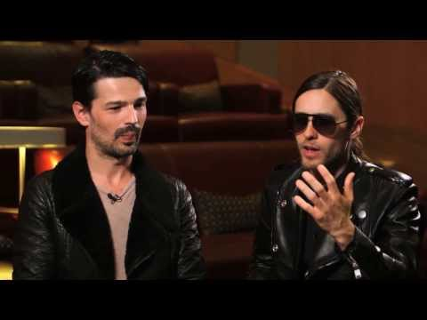 30 Seconds to Mars  In Thirty Much More Interview 2013 Part 3 HD