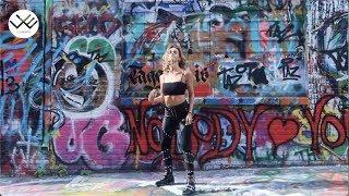 XXXTentacion -Jocelyn Flores (Remix) ♫ Shuffle Dance/Cutting Shape (Music video)Bootleg | ELEMENTS