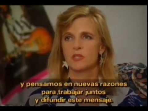 Entrevista a Linda McCartney en Argentina, 1993.