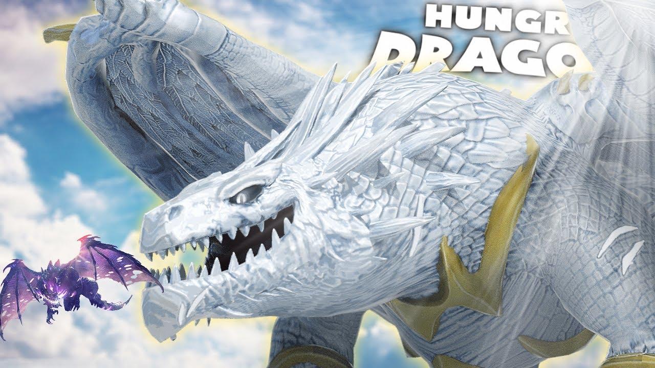THE DRAGON GOD!!!-Hungry Dragon Ep. #9