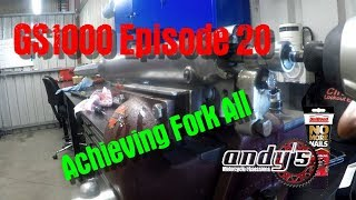 GS1000 Episode 20 - Achieving Fork All